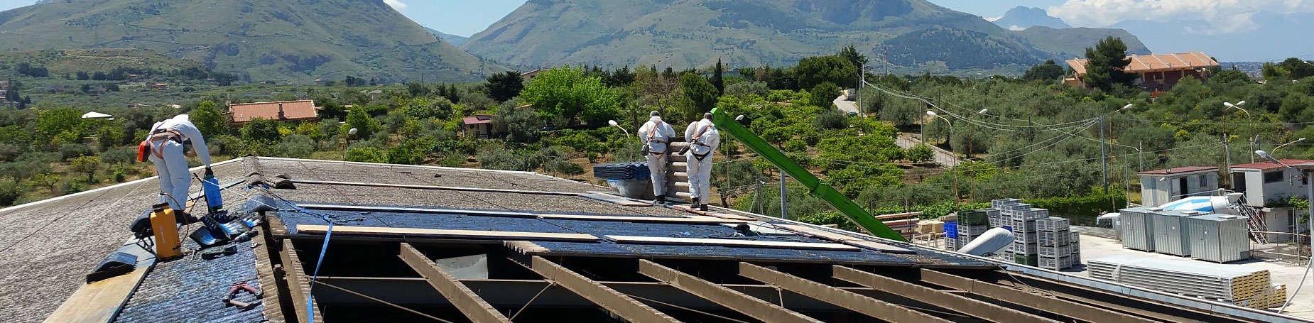Ecolia specialisti nel trattamento e bonifica dell'amianto