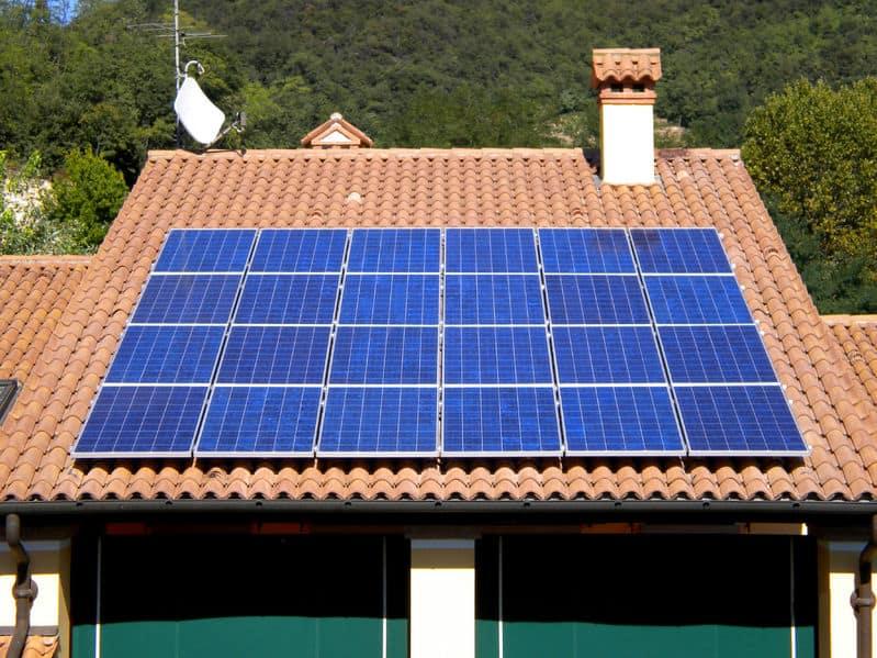 tetto fotovoltaico coppo siciliano Ficuzza Sicilia