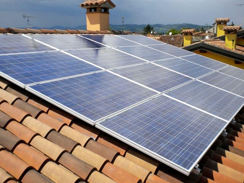tetto fotovoltaico coppo siciliano Regalbuto Sicilia