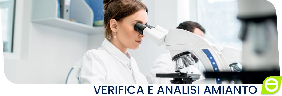 Verifica e analisi amianto Eternit
