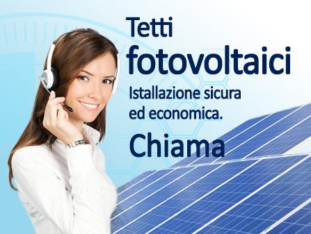 Operatrice istallazione impianto fotovoltaico